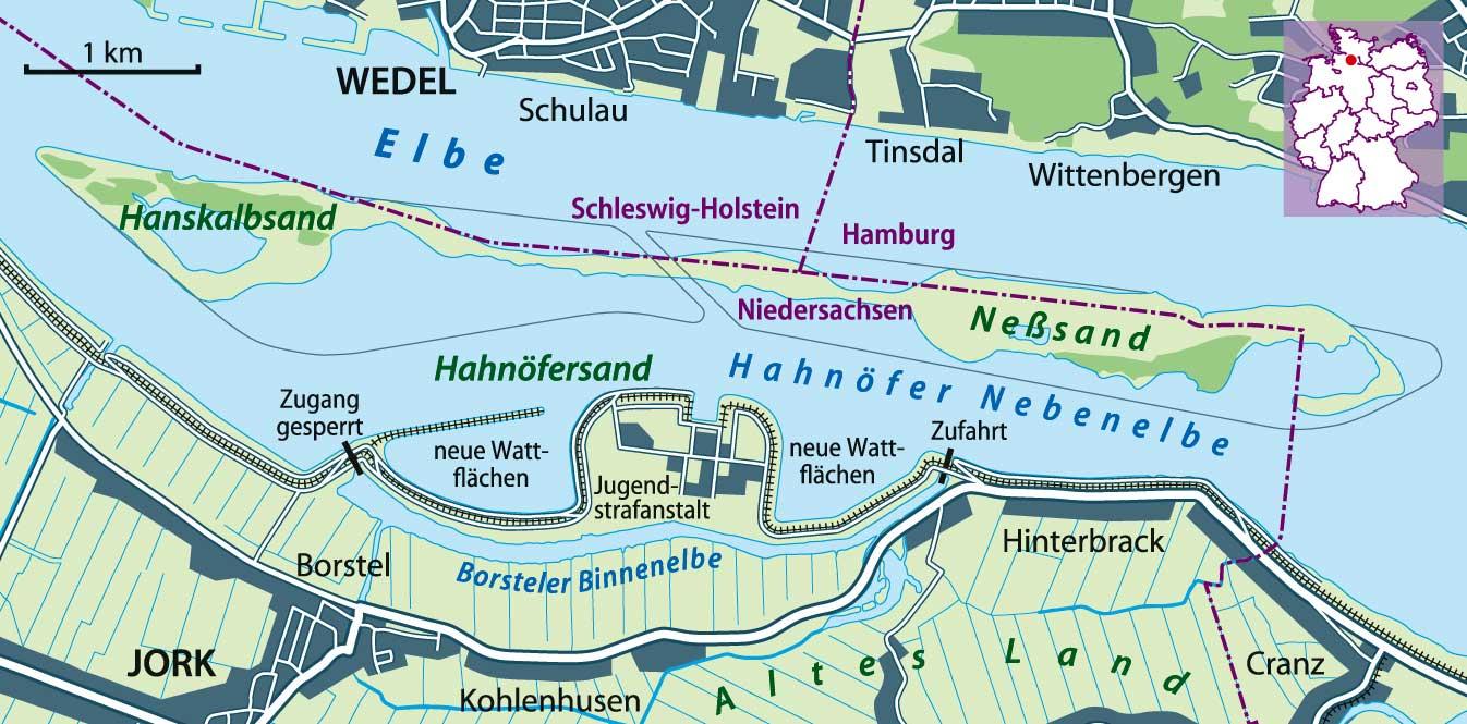 Karte_Neßsand-Hahnöfersand.