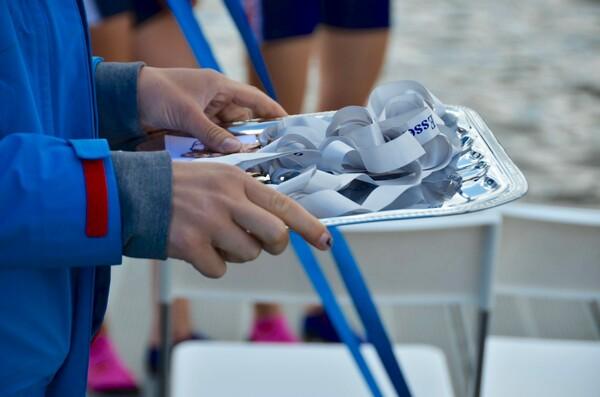 13 Mal lagen Boote mit HANSA-Beteiligung am Siegersteg