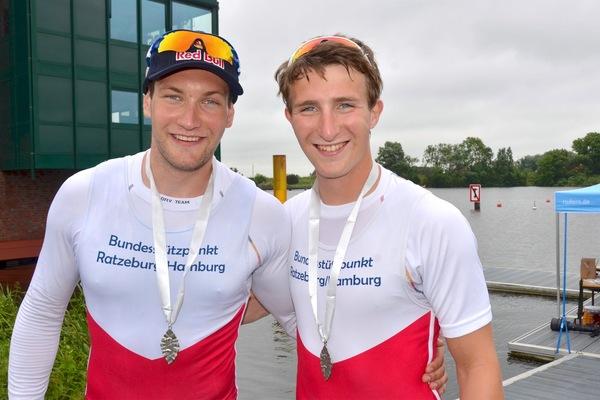 Tim-ole und Hendrik-