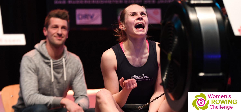 Women's Rowing Challenge 2018
