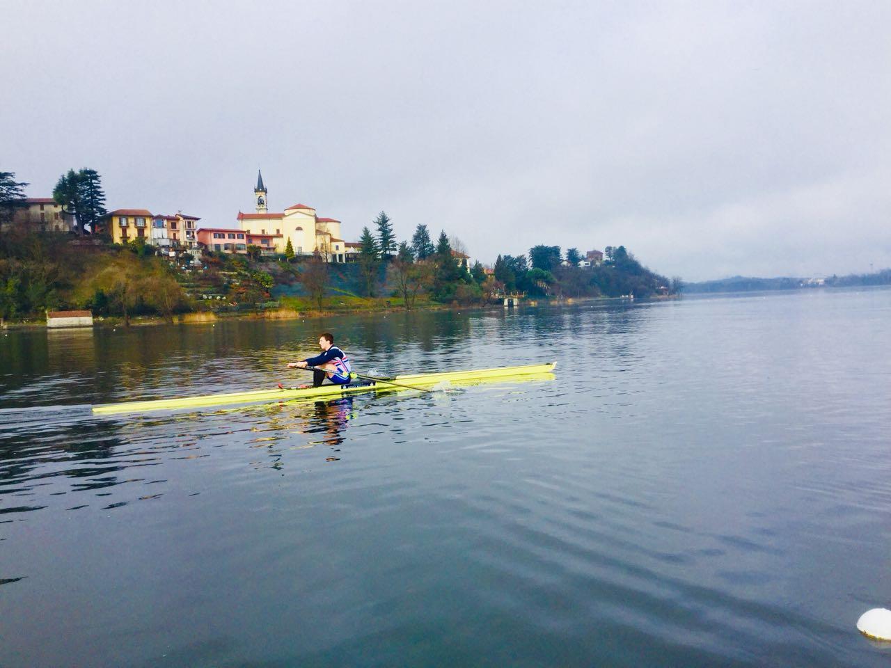 Trainingslager Varese 2018