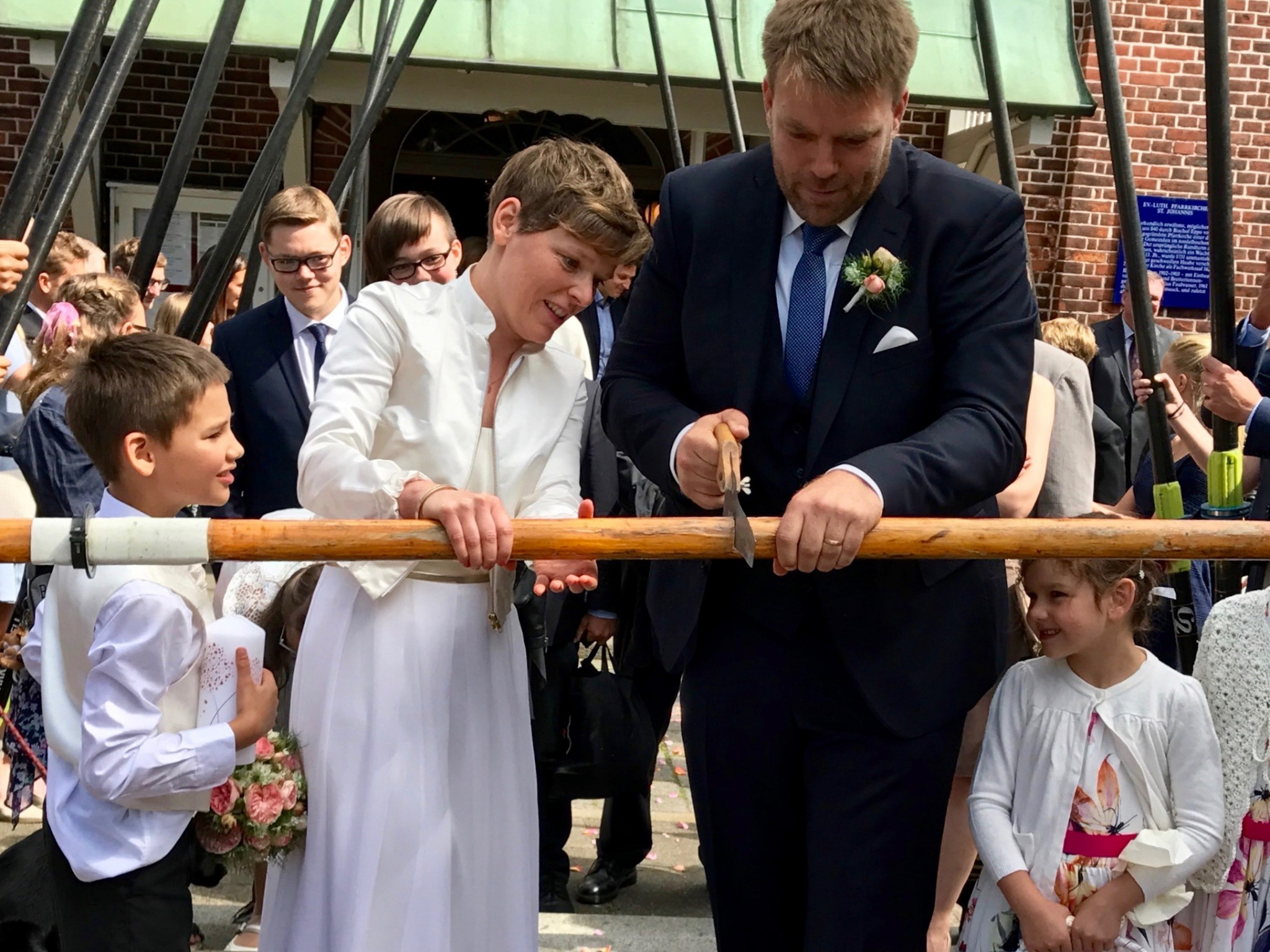Hochzeit Brocky und Ulrike