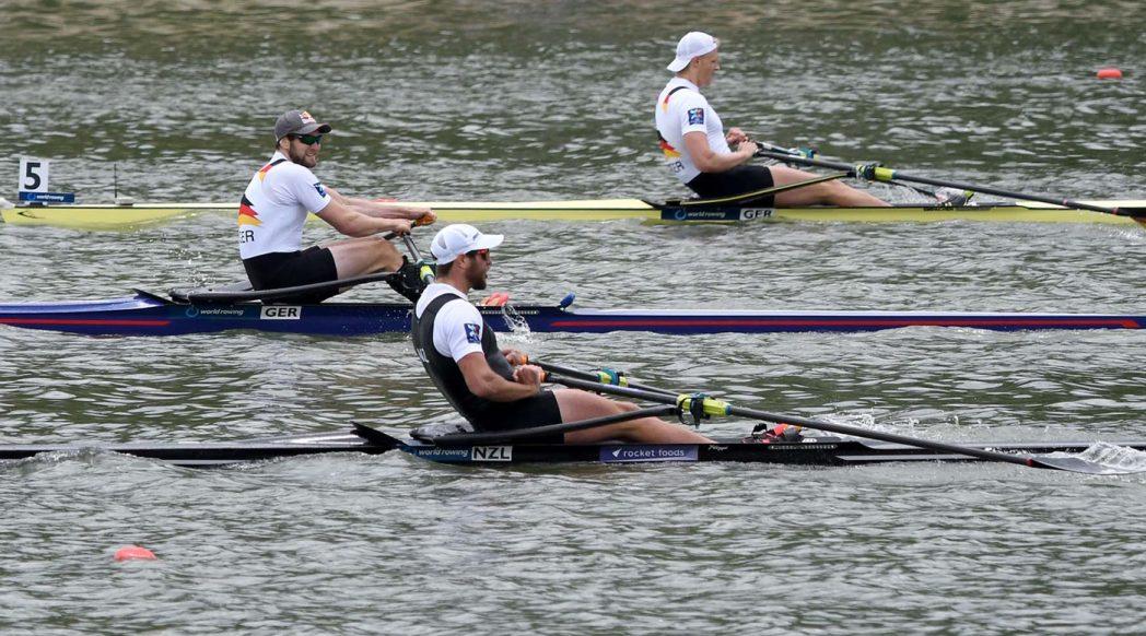 World Rowing Cup II