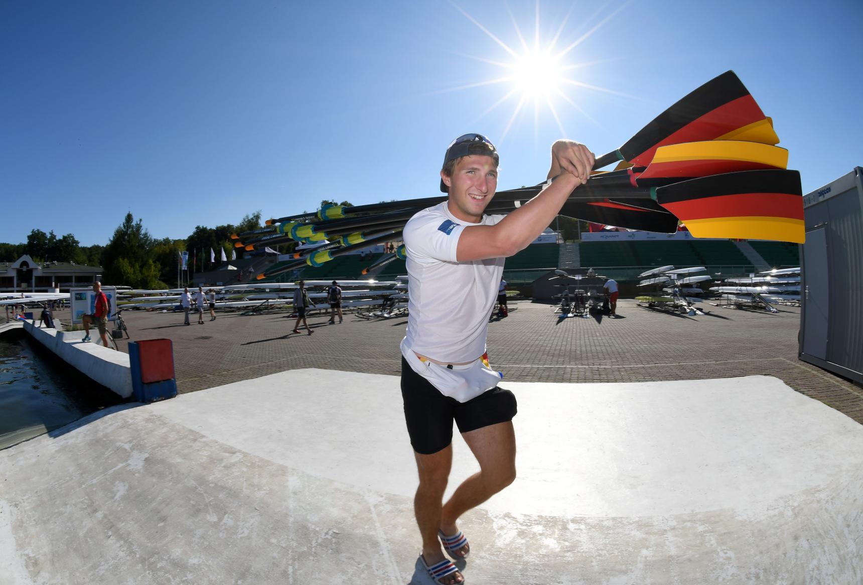 Henrik Runge WM in Poznan