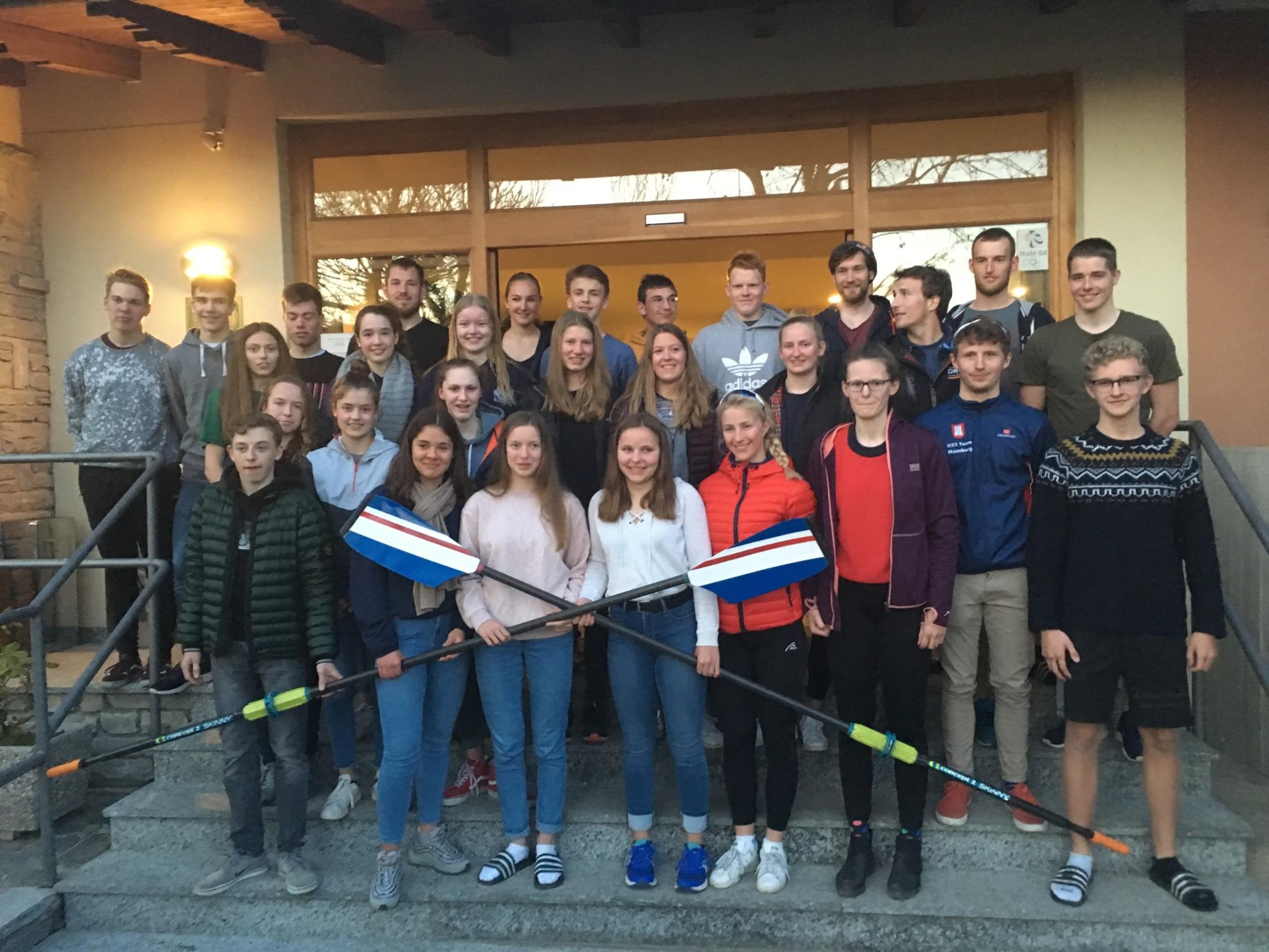 Trainingslager Varese 2019
