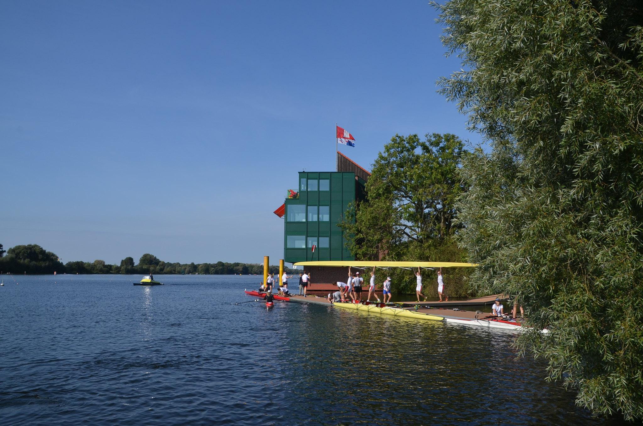 Jugendregatta Hamburg