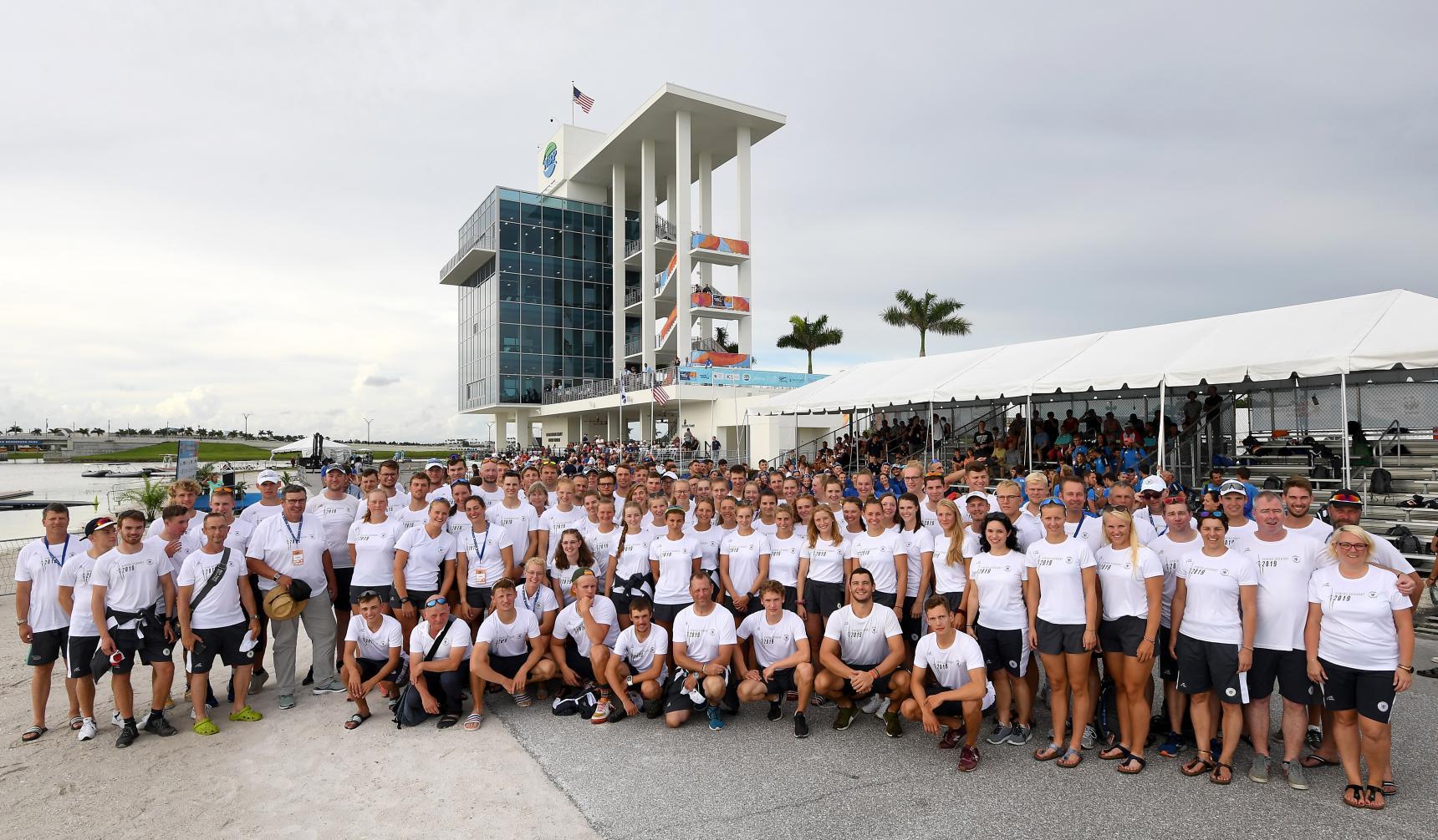 Sarasota U23-Weltmeisterschft
